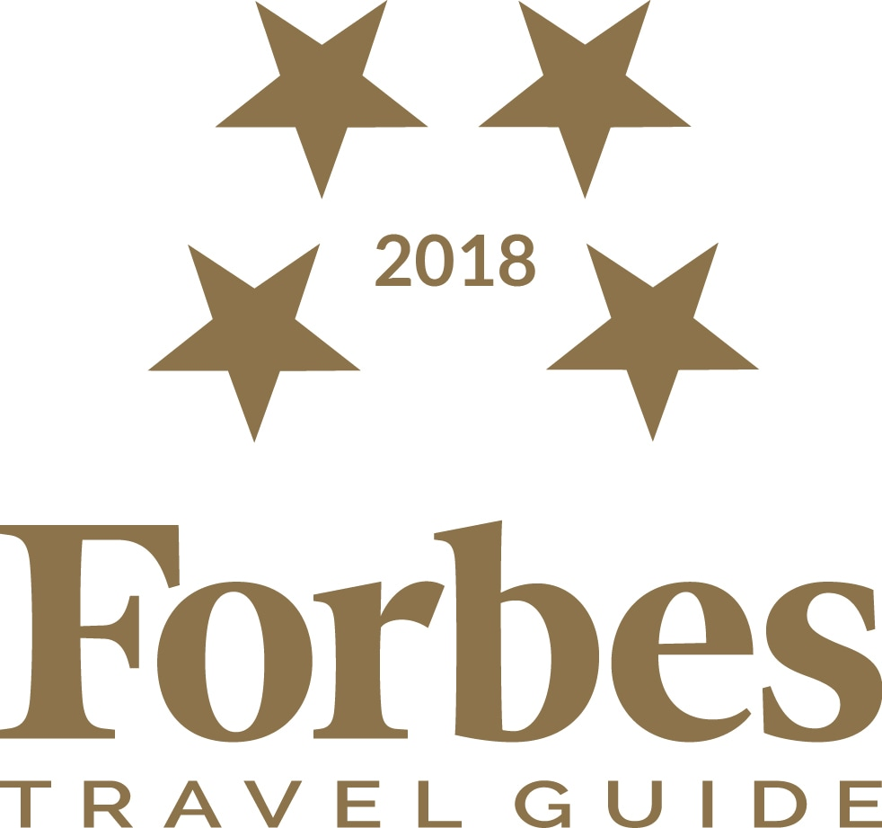 Forbes Travel Guide 2018(4성급 레스토랑)