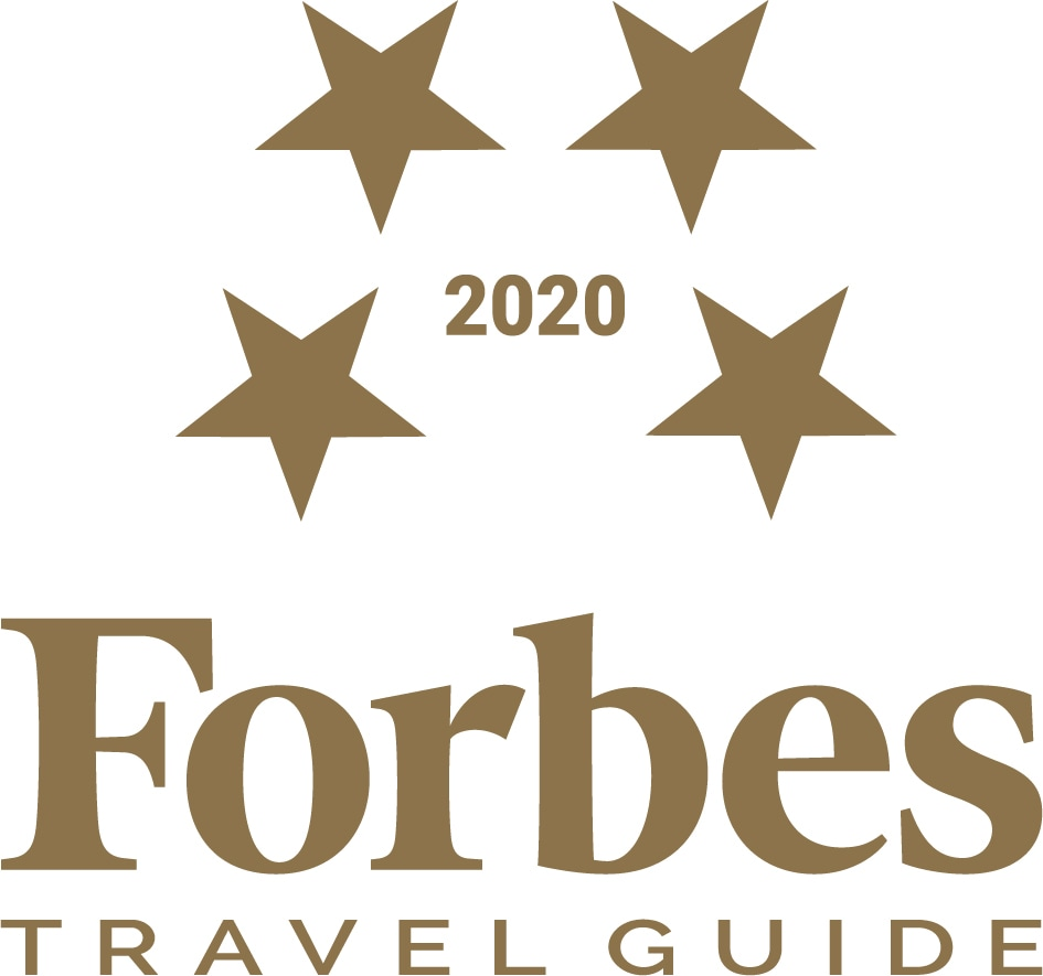 Forbes Travel Guide 2020