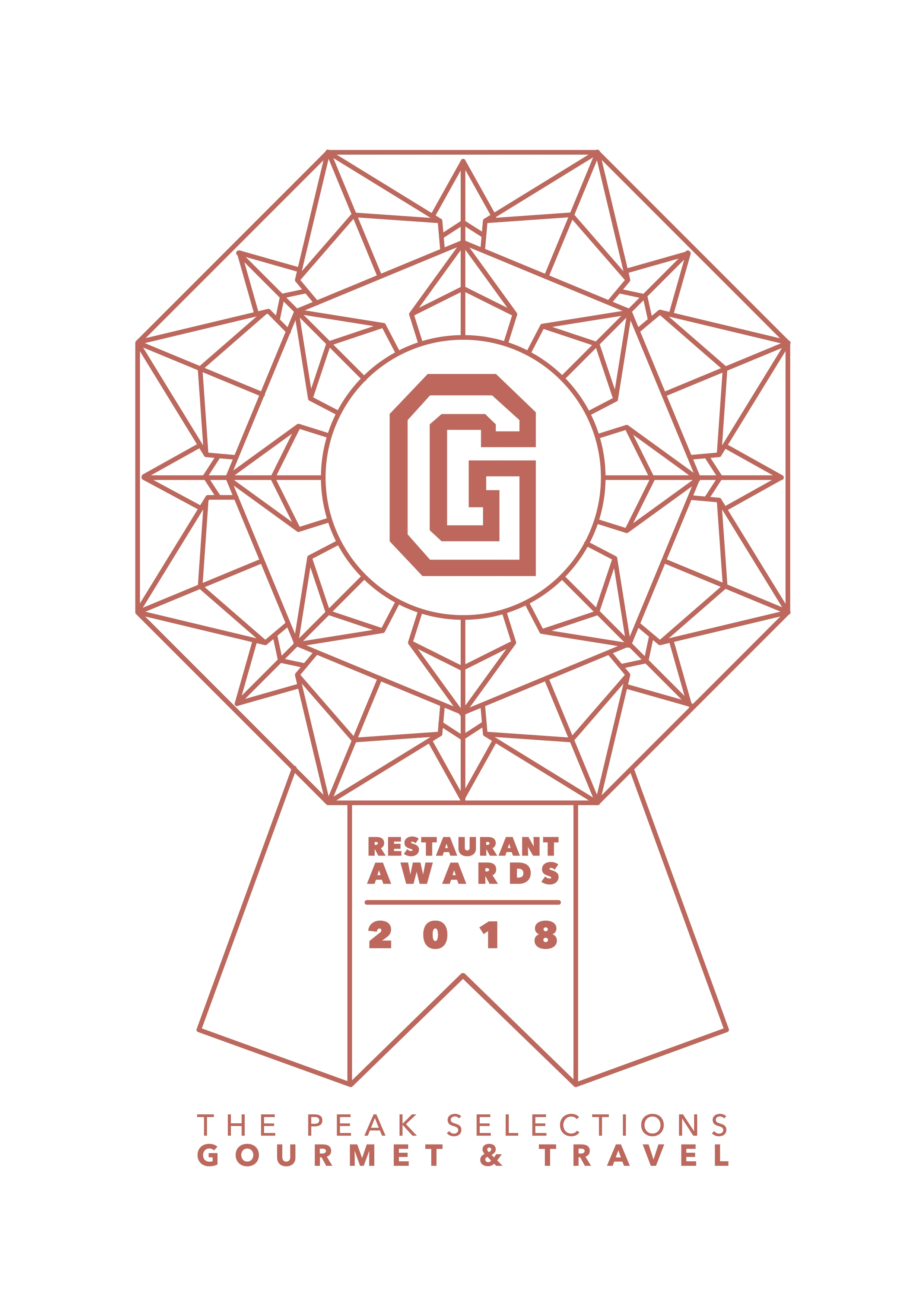 G Restaurant Awards 2018 — Awards of Excellence