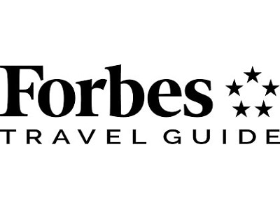 Forbes Travel Guide Star Award 로고