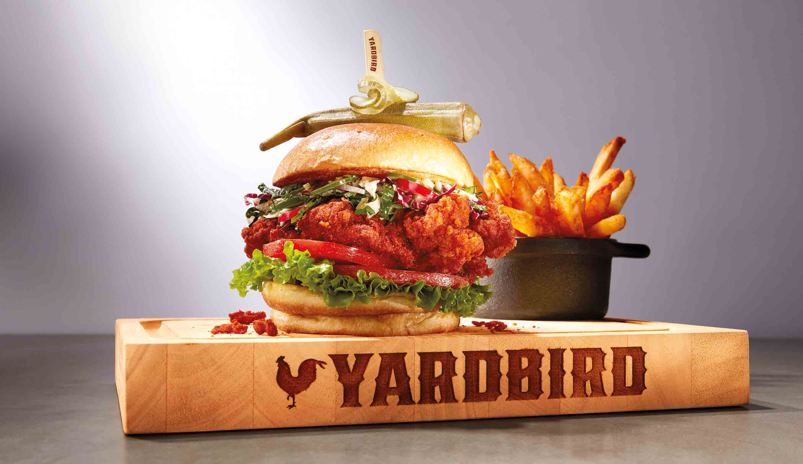 Yardbird Chicken Sandwich