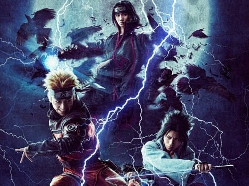 Live Spectacle NARUTO - Song of the Akatsuki - Marina Bay Sands