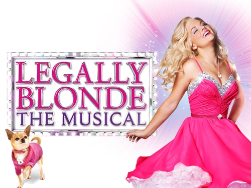 LEGALLY BLONDE at Marina Bay Sands in Singapore