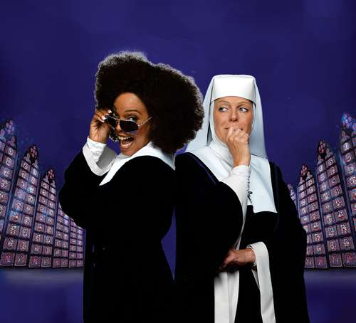 Sister Act the Musical at Marina Bay Sands