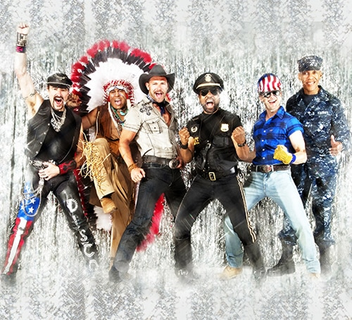 Village People 40th Anniversary