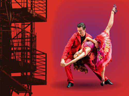 West Side Story - Marina Bay Sands entertainment show