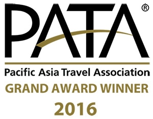 PATA(Pacific Asia Travel Association) 2016년 대상 수상자