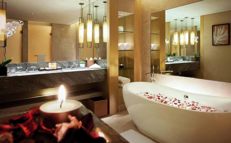 Staying at Marina Bay Sands, the Singapore hotel Kim Jong