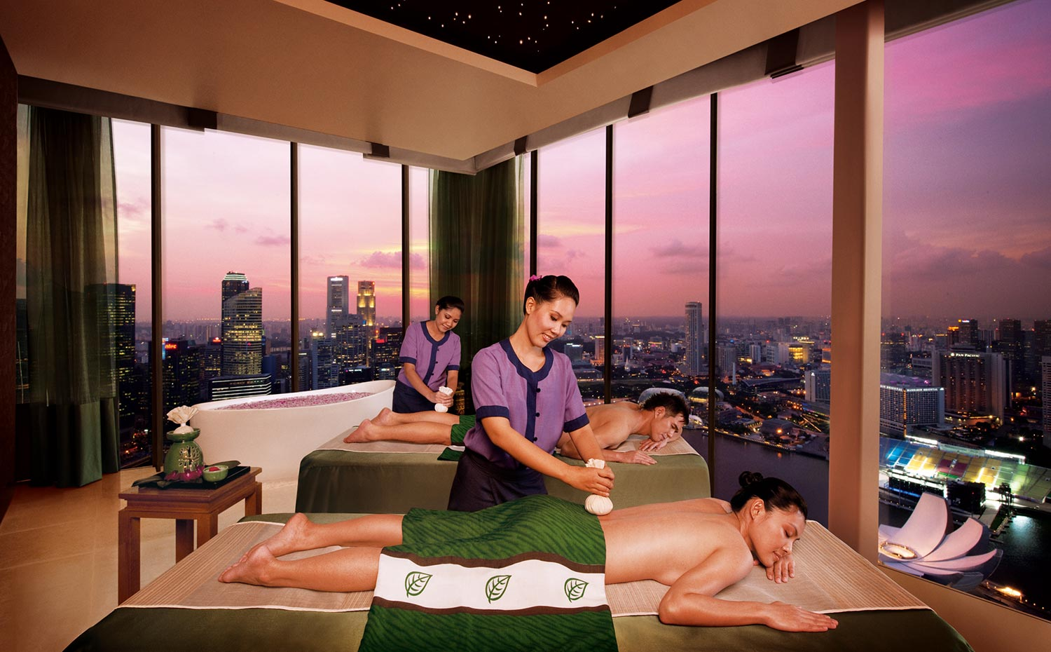 Banyan Tree Spa - suite-deal