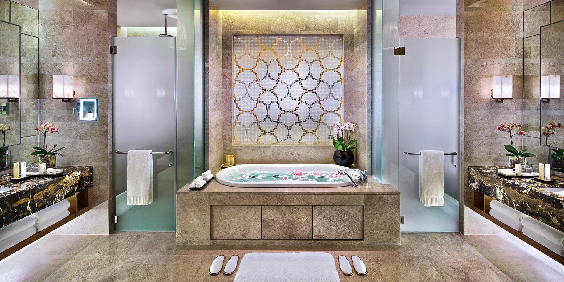 Presidential Suite at Marina Bay Sands  at Marina Bay Sands