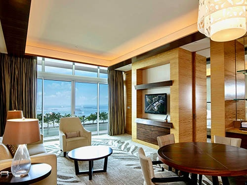 harbour suite