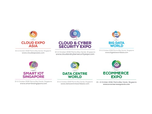 Cloud Expo Asia/Cloud & Cyber Security Expo/Big Data World/Smart IoT Singapore/Data Centre World Asia/eCommerce Expo 2018 at Marina Bay Sands