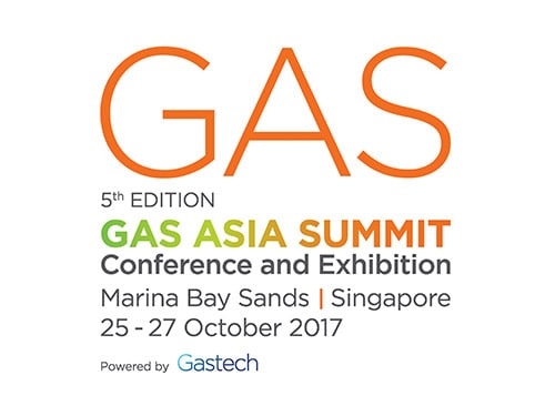 Gas Asia Summit and Exhibition(GAS) 2017