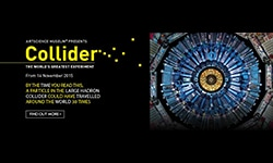Collider Exhibition at Marina Bay Sands