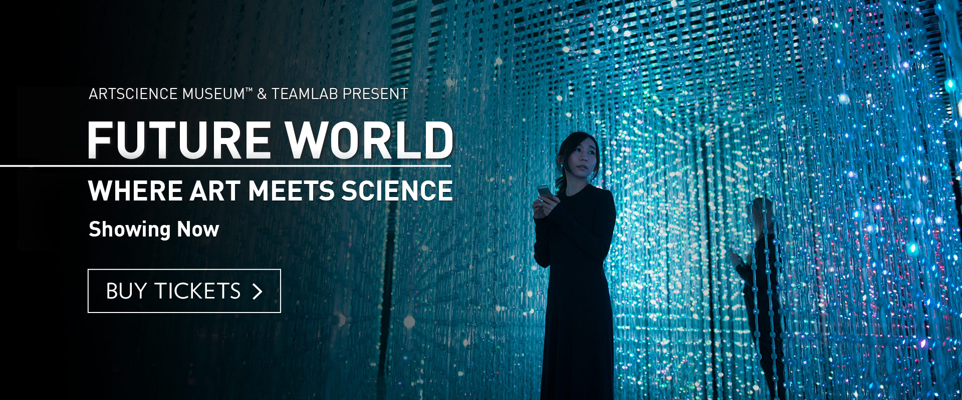 Future World - Where Art Meets Science