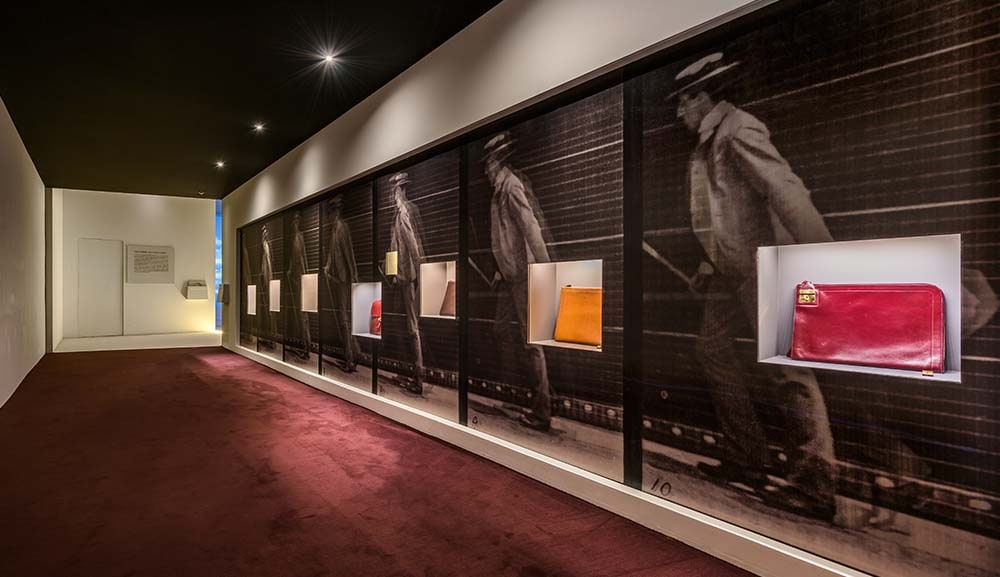Time Savers: Hermès Leather Forever exhibition at ArtScience Museum