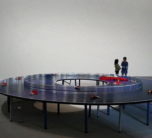 Ping Pong Go-Round, 2013