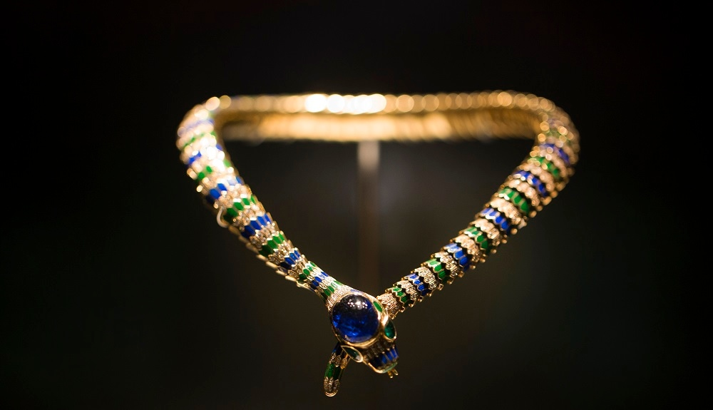 Bulgari Serpenti Necklace