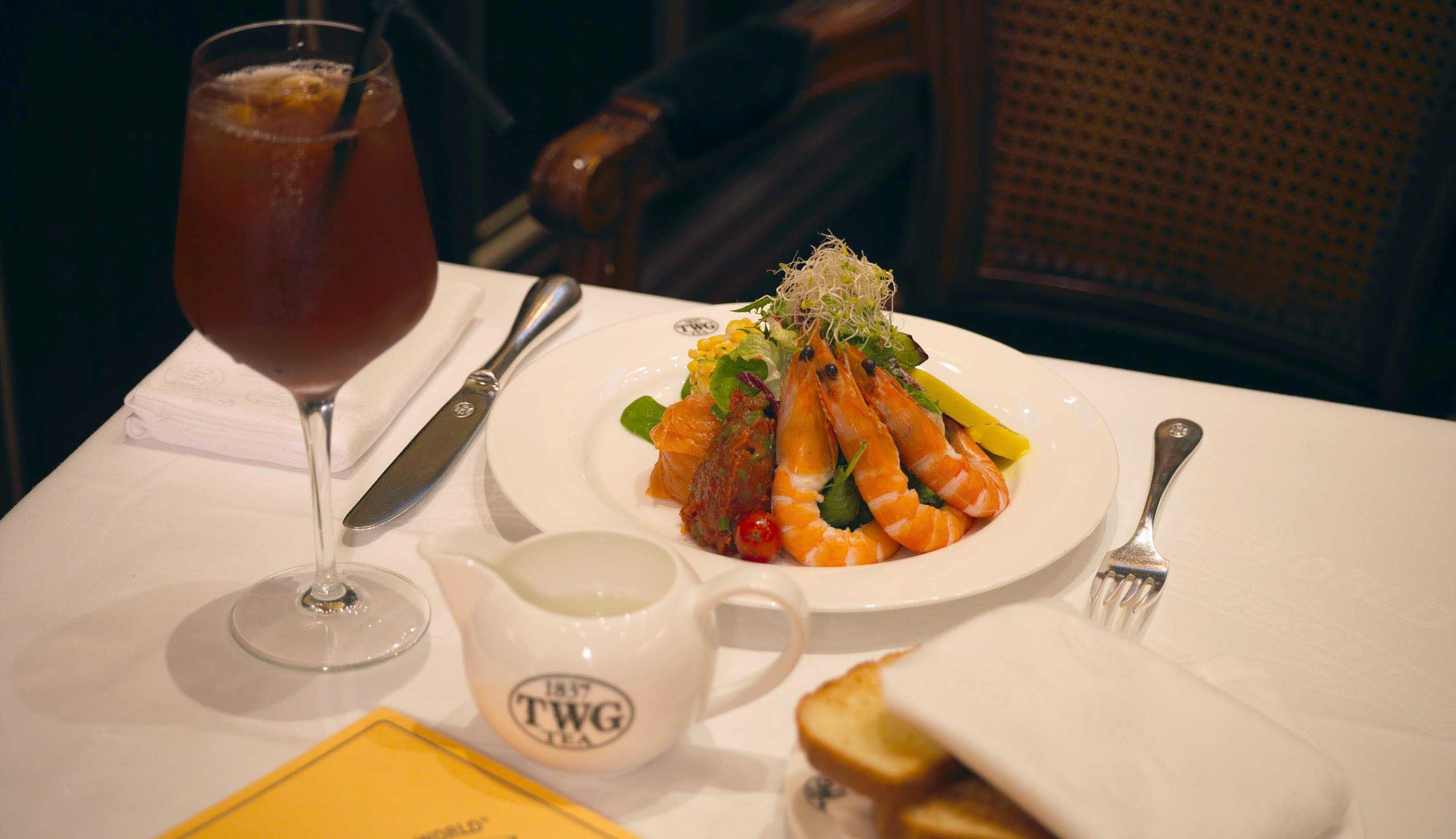 TWG Tea 올 데이 다이닝 (All Day Dining)