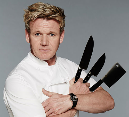 Bread Street Kitchen 유명 셰프 Gordon Ramsay