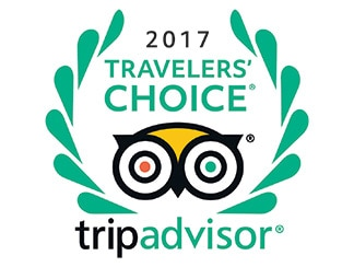 TripAdvisor Travellers' Choice Awards 2017