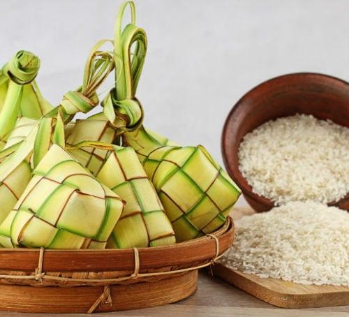 ketupat rice dumpling is - photo #2