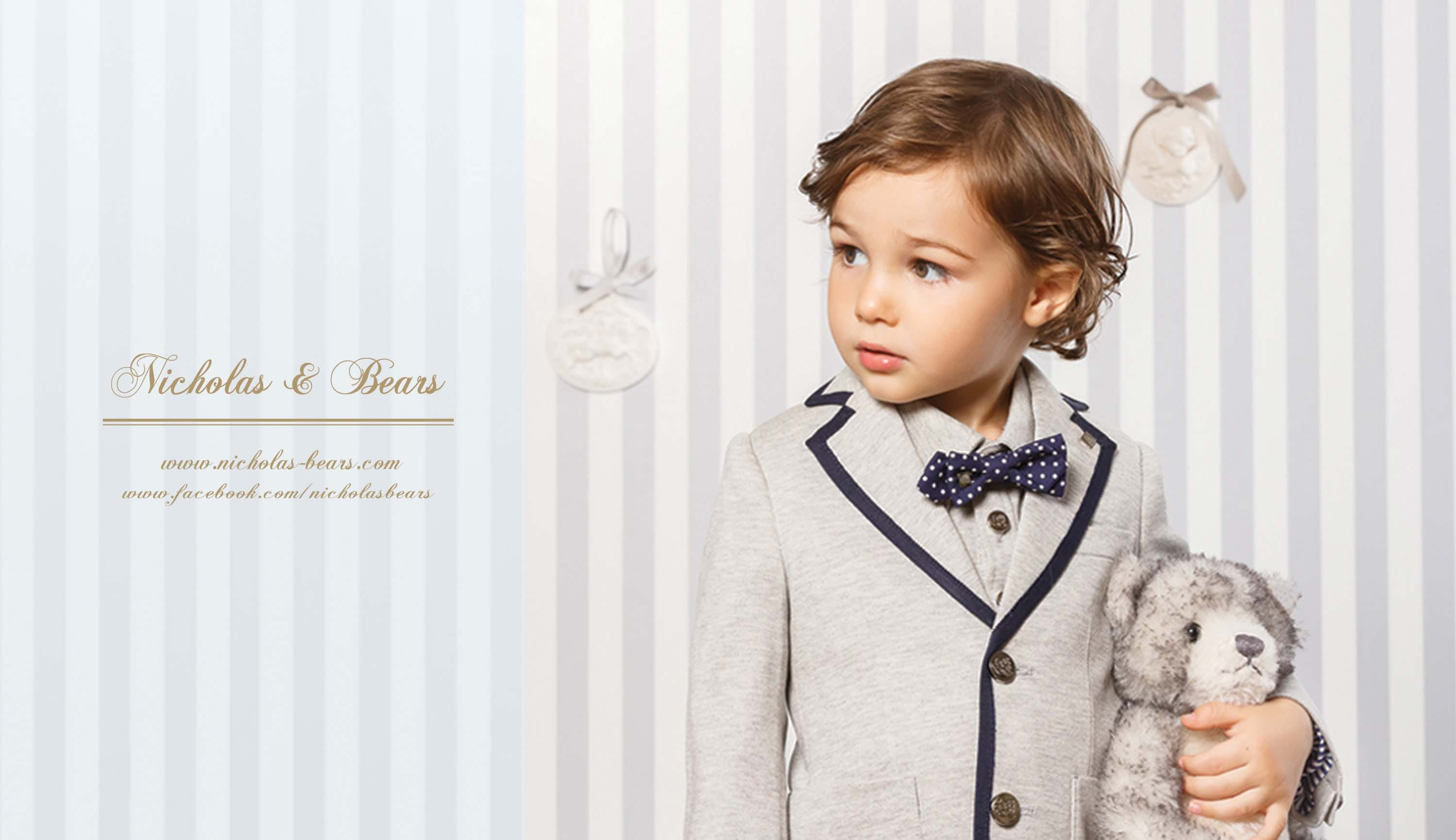 nicholas & bears Spring Summer 2015 Collection