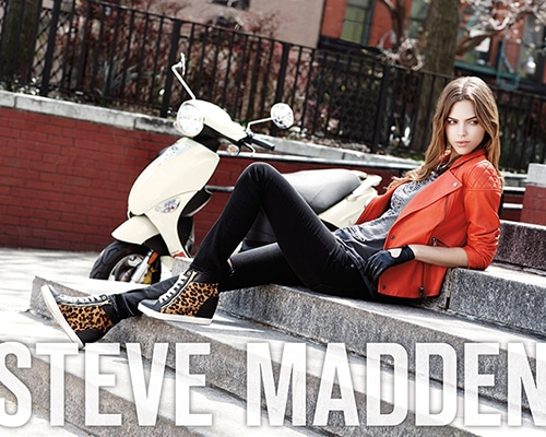 Steve Madden at the Shoppes Marina bay sands