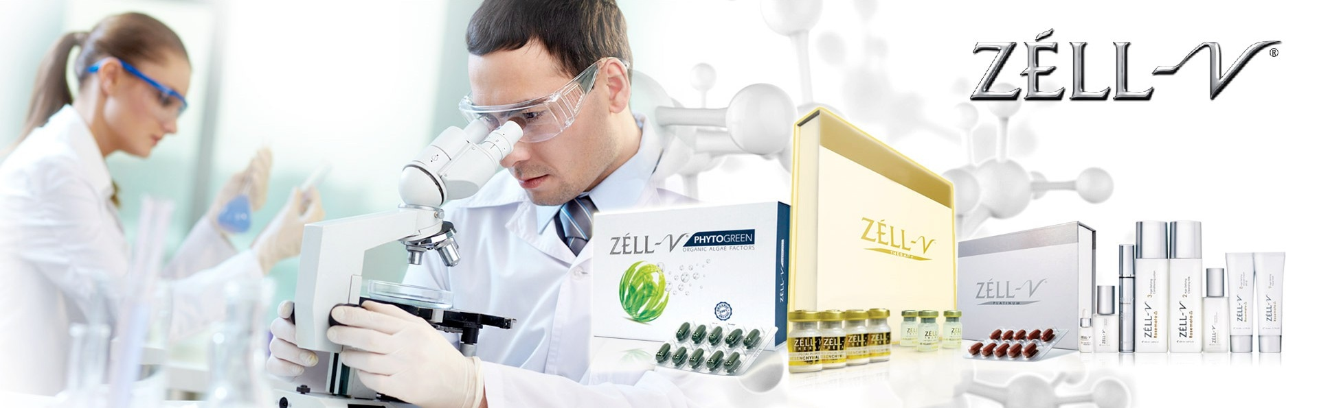 ZÉLL-V Health and Beauty Care Product in Singapore
