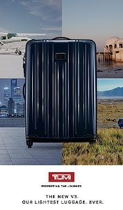 TUMI - The New V3